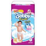 Giá Bán Ta Quần Bobby Xl48 Miếng Cho Be 9Kg 17Kg Trực Tuyến