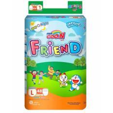 Tã quần GOON Friend L48 (9 - 14 kg)