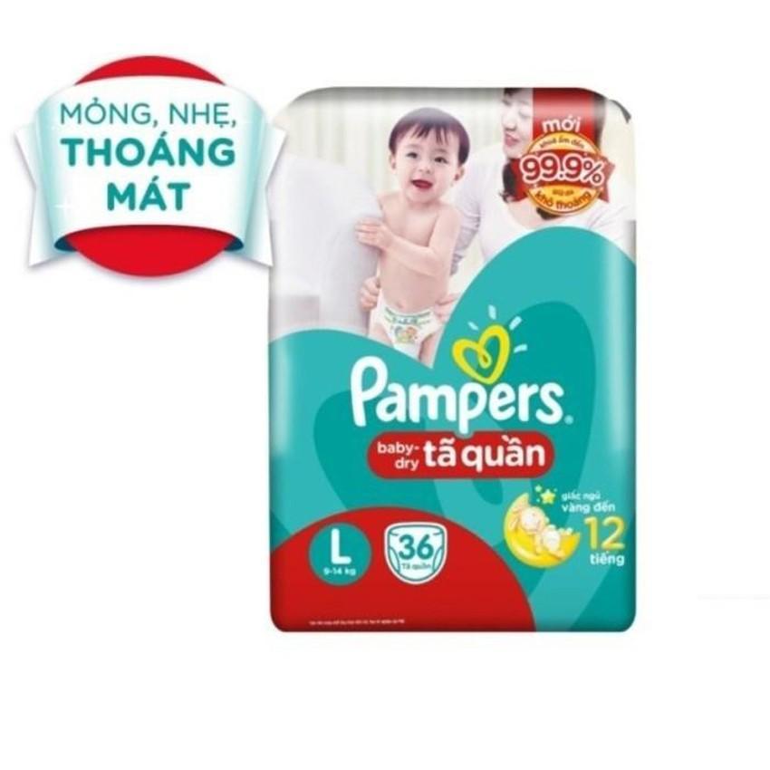 Cửa Hàng Ta Quần Pampers Size L 36 Miếng 9 14Kg Hồ Chí Minh