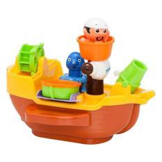 Hình ảnh Tàu cướp biển Tomy Pirate Bath Ship E71602
