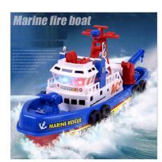 Hình ảnh Tàu thủy dã chiến (Fireboat) chạy bằng pin dưới nước dành cho bé yêu
