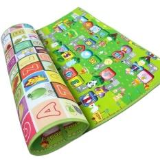 Hình ảnh Thảm chơi 2 mặt cho bé Maboshi 1.8m x 2m