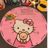Mua Thảm Chơi Bằng Vải Kiem Tui Đựng Đồ Cho Be Hinh Kitty Trực Tuyến Hà Nội