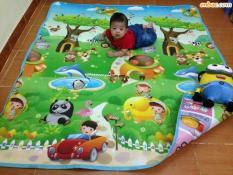 Hình ảnh Thảm chơi 2 mặt Maboshi mút xốp cho bé 1m8x2m