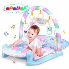 Hình ảnh Thảm Nhạc Baby Gym Music Cho Bé Babybe