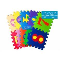 Hình ảnh Thảm trẻ em 10 miếng hình chữ số 0 - 9 Phước Thành - Hãng phân phối chính thức