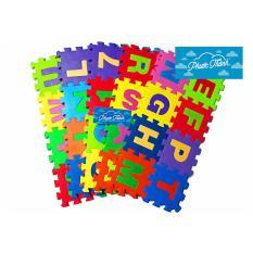 Hình ảnh Thảm trẻ em 40 miếng chữ cái - số - dấu toán học Phước Thành - Hãng phân phối chính thức