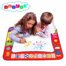 Hình ảnh Thảm Vẽ Ma Thuật Cho Bé Tập Vẽ 80x60 Babybe