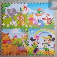 Hình ảnh Thảm xốp lót sàn hình thú Disney cho bé