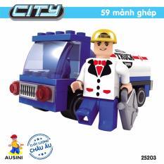 Hình ảnh Thành phố hiện đại Ausini 25203 (59 mảnh ghép)