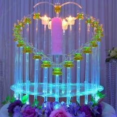 Hình ảnh Tháp Ly Champagne VDTL04 -A