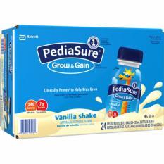 Giá Bán Thung 24 Chai Sữa Pediasure Grow And Gain 237Ml Pediasure Nguyên