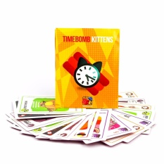 Hình ảnh Timebomb Kittens - Mèo Nổ Bản Mở Rộng #4