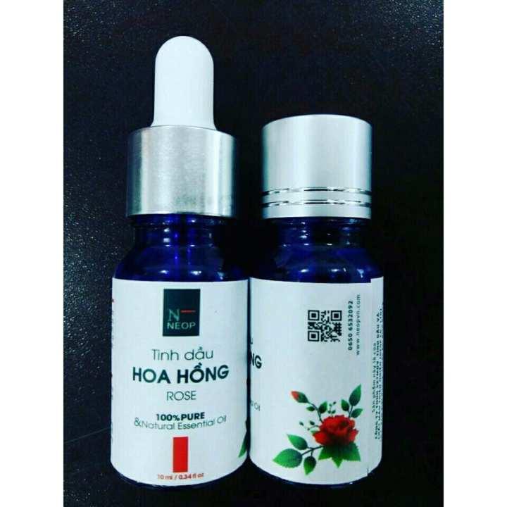 Tinh Dầu Hoa Hồng NEOP (France) - Rose Essential Oil 10ml