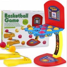 Hình ảnh Trò chơi giáo dục tương tác bắn bóng rổ kỹ năng tính toán cho bé