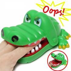 Hình ảnh Trò chơi khám răng cá sấu (Xanh)