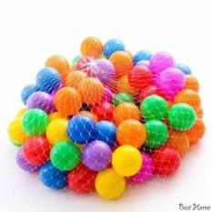 Hình ảnh Túi 100 quả bóng cho bé vui chơi