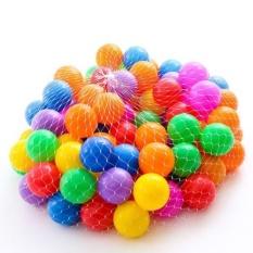 Hình ảnh Túi 100 quả bóng chơi cho bé hấp dẩn