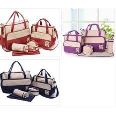 Túi đựng đồ 5 chi tiết cho mẹ và bé