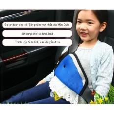 Túi kẹp dây an toàn thoải mái đi xa cho bé