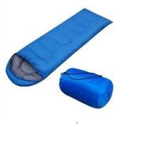 Hình ảnh Túi ngủ du lịch tiện dụng (Xanh dương)