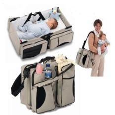 Túi nôi du lịch cho bé nằm đa năng tiện ích