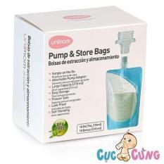 Giá Bán Tui Trữ Sữa Mẹ Trực Tiếp Từ May Hut Sữa Unimom 10 Tui Um870257 Trong Hồ Chí Minh