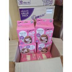 Combo 2 hộp Túi trữ sữa Sunmum ( 100 túi )