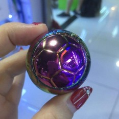 Hình ảnh UINN Alloy Hand Spinner Colorful Round Football Shape Finger Toys For Stress Relief - intl