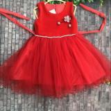 Giá Bán Váy Ren Cong Chúa Đỏ Hòng Cho Bé Gái Từ 10Kg Đén 20Kg Oem Trực Tuyến