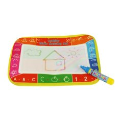 Hình ảnh Water Drawing Painting Magic Aquadoodles Mat Boards Pen Kids Boy Girl Toys - intl