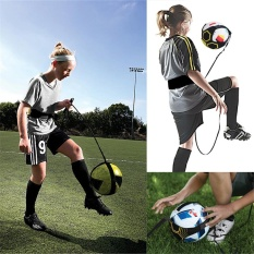Hình ảnh Whyus-Adjustable Soccer Solo Skills Trainer Kick Practice Aid Fit Ball 3/4/5 For Adult&Child 02