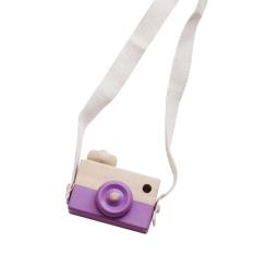Hình ảnh Gỗ Camera Cam Máy Ảnh Đồ Chơi Du Lịch Trẻ Em Trang Trí Nhà Quà Tặng Cho Trẻ Em-intl