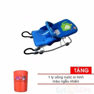 Xe ăn bột K3 - Không Rung cao cấp M1461-XAB cho bé - Nhựa Chợ Lớn tặng 1 ly uống nước bằng nhựa in hình màu ngẫu nhiên thumbnail