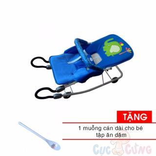 Xe ăn bột K3 - Không Rung cao cấp M1461-XAB cho bé - Nhựa Chợ Lớn Tặng 1 muỗng ăn dặm cán dài thumbnail