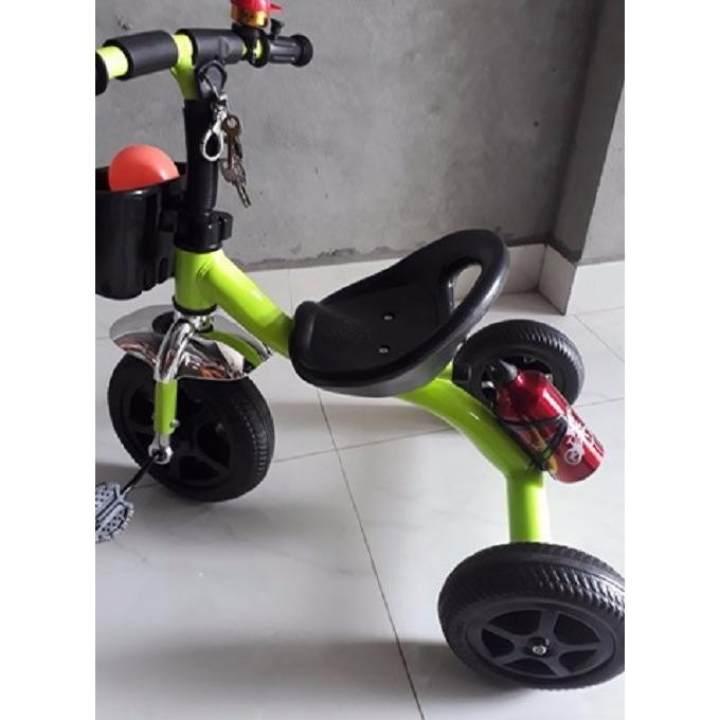 Xe đạp 3 bánh có bình nước cho bé từ 3-5 tuổi (TUAN69)