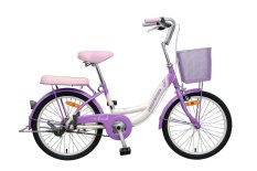 Xe đạp trẻ em Asama THL 20 (Tím)