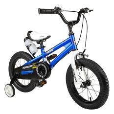 Giá Bán Xe Đạp Trẻ Em Royal Baby Rb12B 6 Blue Freestyle 12 Xanh Mới
