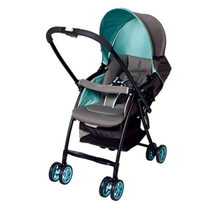 Xe đẩy trẻ em Aprica Karoon SX 92552 (Xanh)