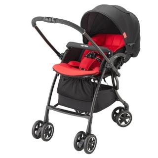 Xe đẩy trẻ em Aprica Luxuna Comfort CTS Red thumbnail