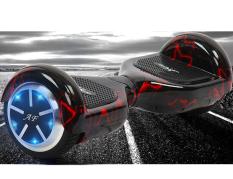 Hình ảnh Xe điện tự cân bằng loại tốt i-feeter (Đỏ)