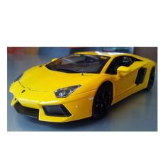 Ôn Tập Xe Điều Khiển Lamborghini Vang Chanh