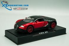Giá Bán Xe Mo Hinh Bugatti Super Sport 1 32 Double Horses Đỏ Mới Rẻ