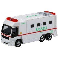 Ôn Tập Xe Mo Hinh Cứu Thương Mo Hinh Tomica Isuzu Super Ambulance Tỷ Lệ 1 65
