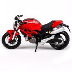 Bán Xe Mo Hinh Ducati Monster 696 Tỉ Lệ 1 18 Maisto Nguyên
