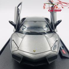 Hình ảnh Xe mô hình Lamborghini Reventon tỉ lệ 1:24 xám