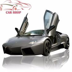 Hình ảnh XE MÔ HÌNH SẮT -Xe mô hình siêu xe tỉ lệ 1:24 giá rẻ