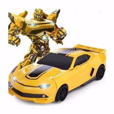 Hình ảnh Xe ô tô biến hình thành robot cỡ lớn dùng pin phát nhạc