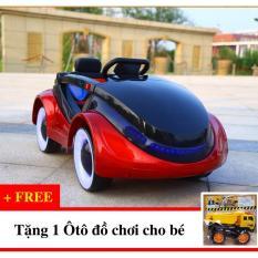 Chiết Khấu Xe O To Điện Trẻ Em Hl 208 Size Lớn Tặng 1 Đồ Chơi Cho Be Lào Cai