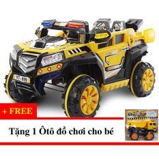 Xe O To Điện Trẻ Em Yt 999 Hummer Tặng 1 Đồ Chơi Cho Be Oem Chiết Khấu 40